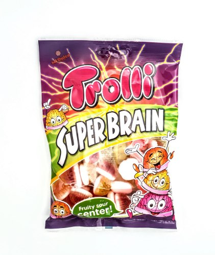 Troli Super Brain Halloween