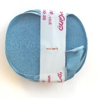 חוטי טריקו פרוסים מוזלים, חוטי טריקו צבע ג'ינס בהיר, חוטים לסריגה עודפי ייצור