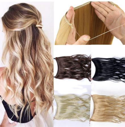 קשת תוספות שיער