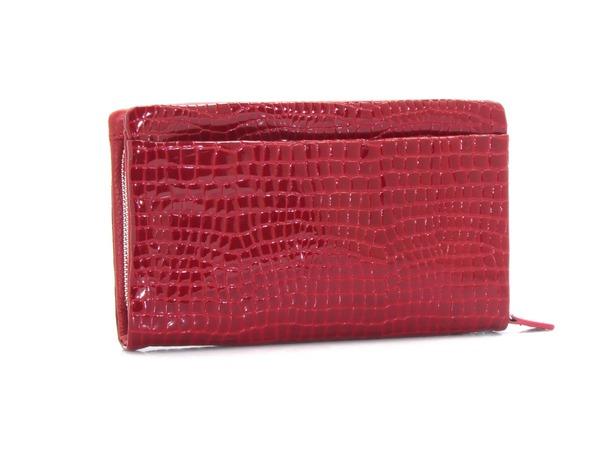 ארנק עור סליין אדום