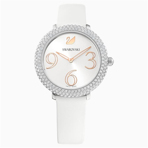 שעון SWAROVSKI מקולקציית Crystal Frost