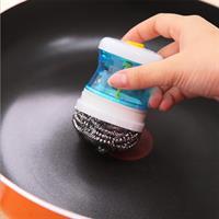 שוטף כלים רובוטי - כולל מיכל לסבון