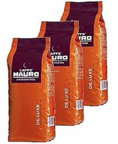 3 קג פולי קפה מאורו דלוקס Mauro