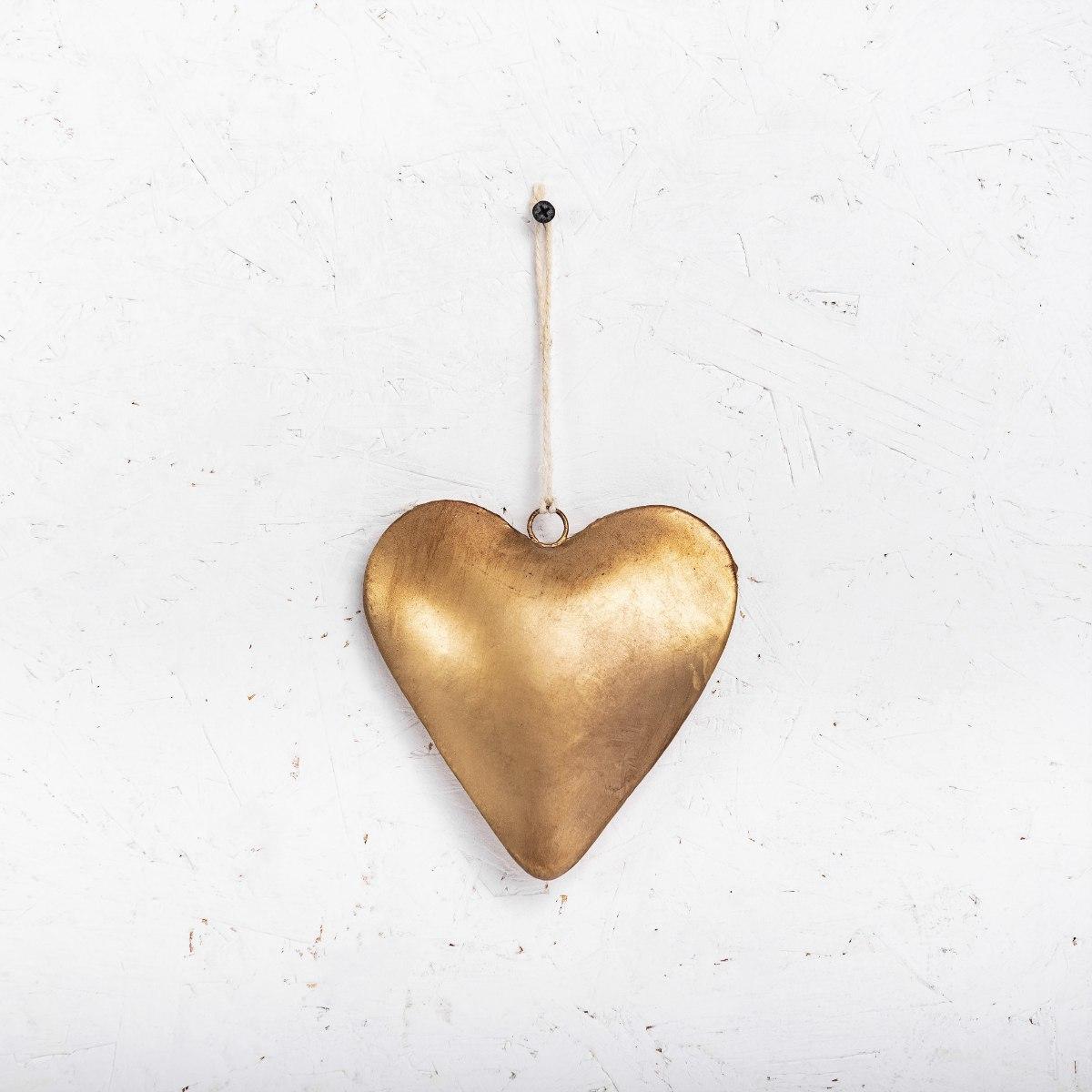 לב ברזל - זהב