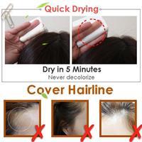 צבע לכיסוי שיער לבן ב-5 דקות- Coloverwhite