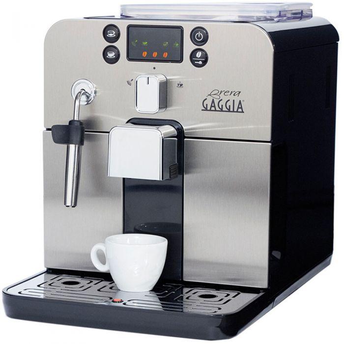 מכונת קפה ואספרסו Gaggia Brera Black