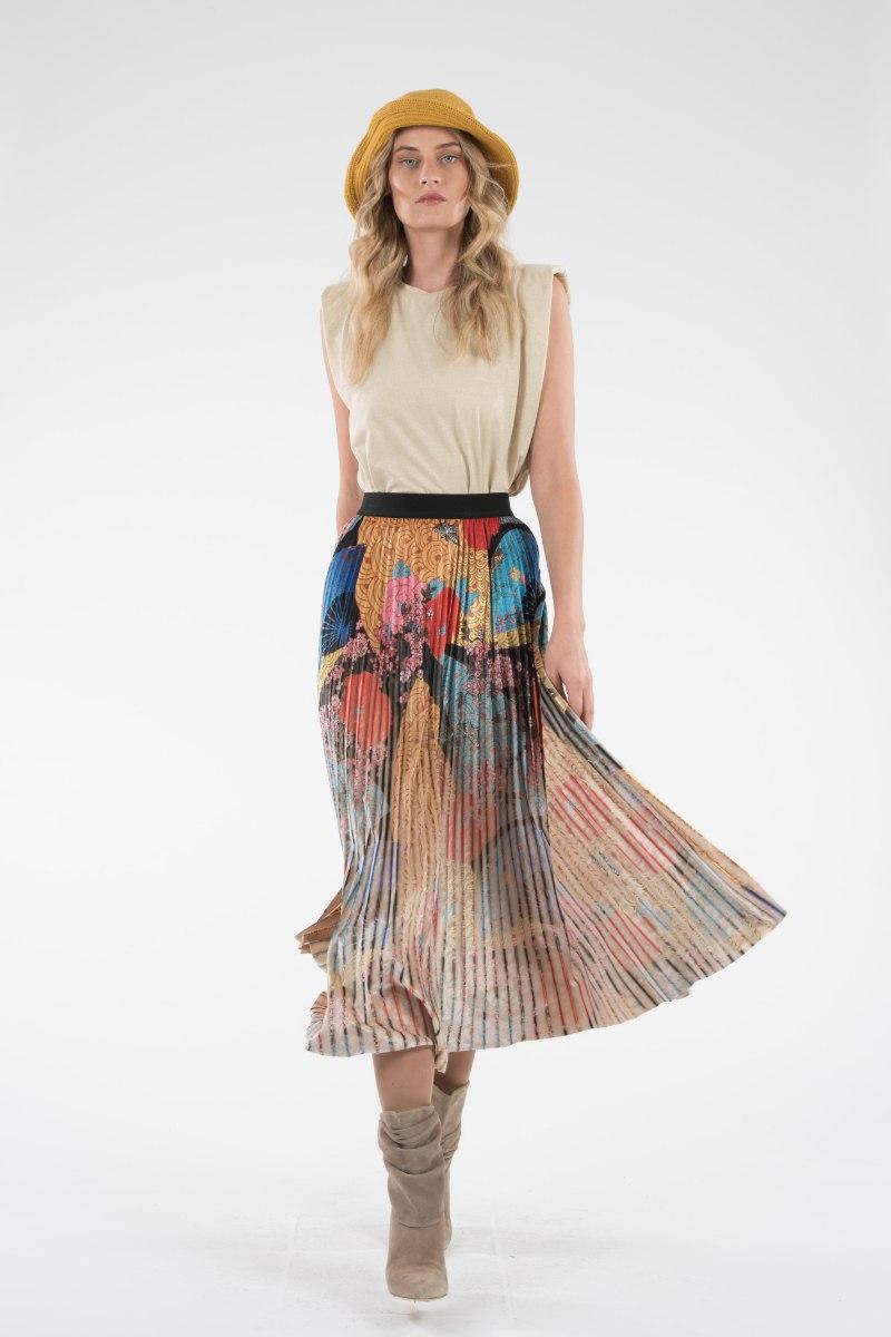 חצאית פליסה
