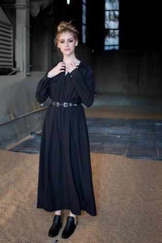 שמלת נלי שחורה