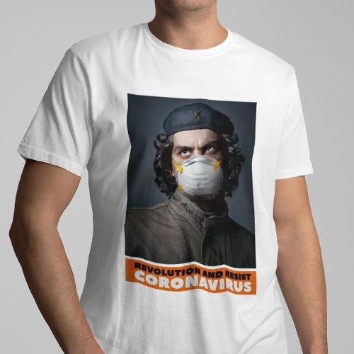 חולצת טי Revolution and Resist