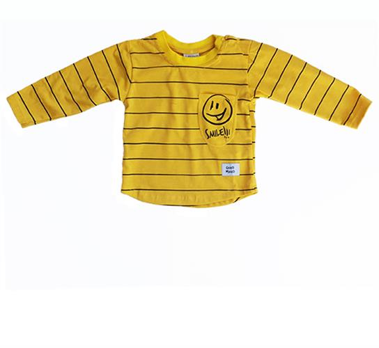 חולצת טריקו סמיילי