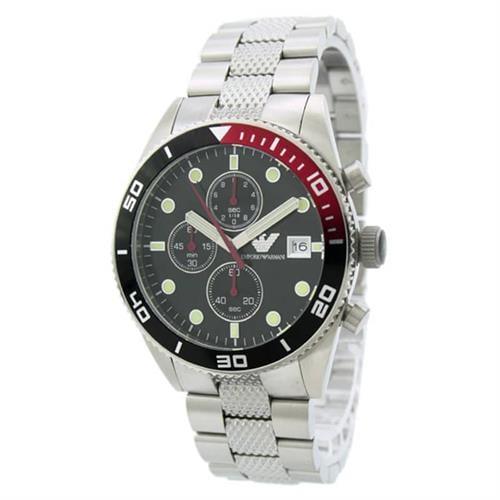 שעון אמפוריו ארמני לגבר Ar5855