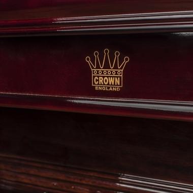 שולחן סנוקר 10 פיט חום CROWN