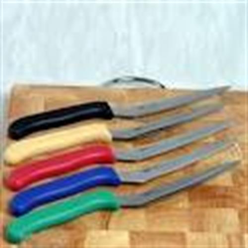 סכין מדורגת ומשוננת מבית BEROX, חדה מאוד לחיתוך ירקות, פירות ולחמים