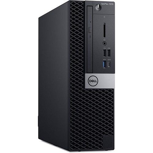 תחנת עבודה מושלמת הכל כלול  מחשב  +מסך וסט מקלדת ועכבר  Intel Core i5 Dell OptiPlex 7070  Mini PC דל