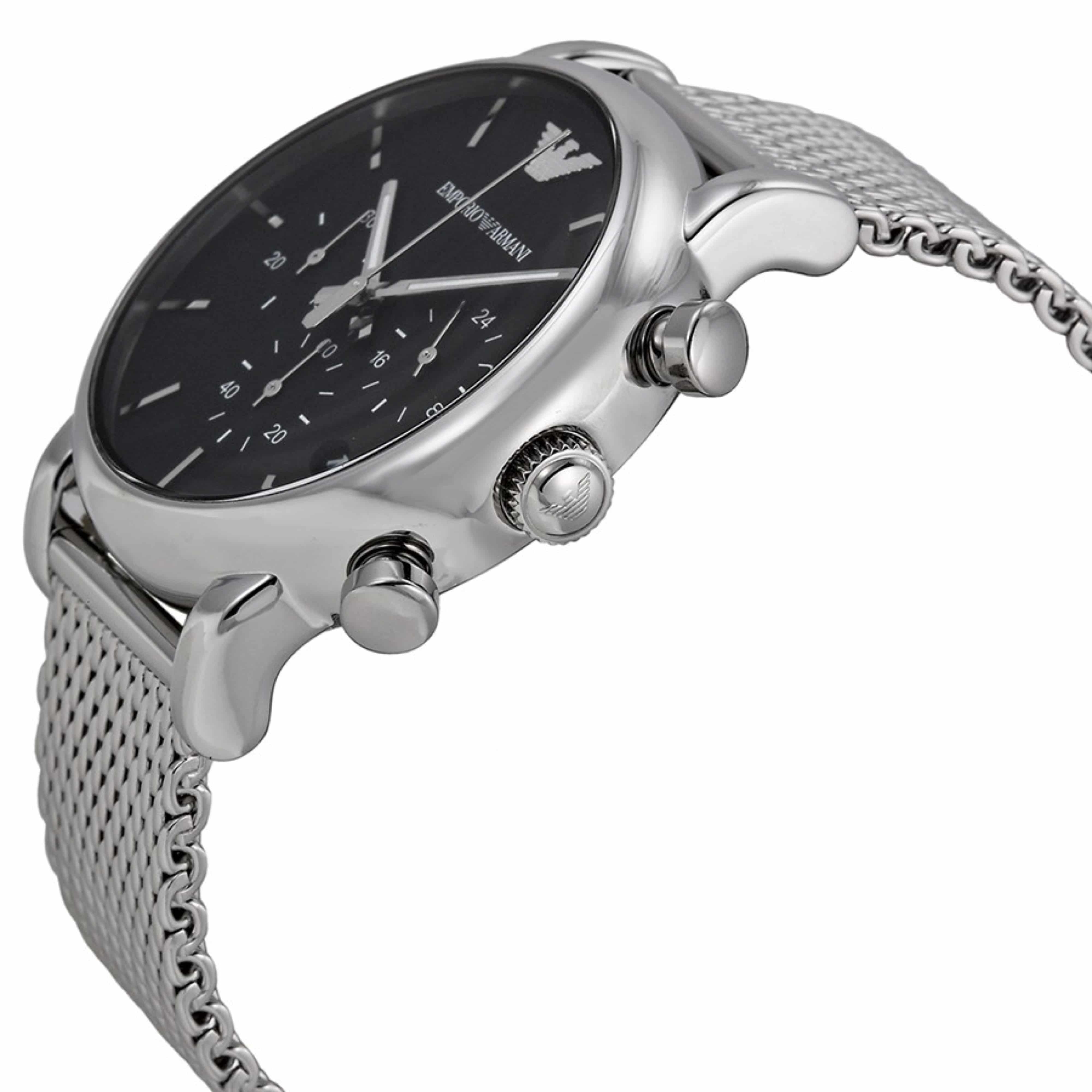 שעון אמפוריו ארמני לגבר Ar1808
