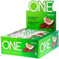חטיף חלבון או יה וואן - חבילה OH YEAH! ONE BAR (BOX OF 12)