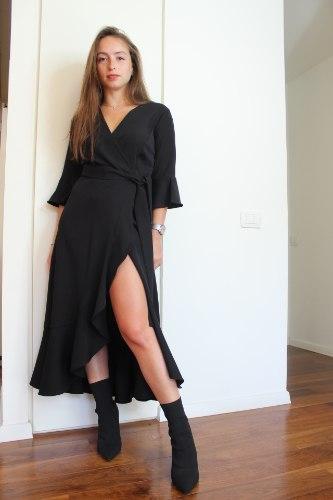 שמלת ערב ונסה
