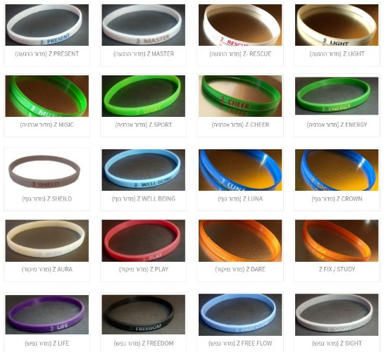 z-memo wristband - 20 units