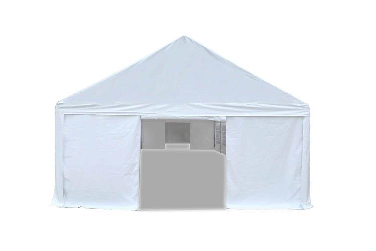 אוהל Premium חסין אש בגודל 7X15  מטר