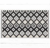 שטיח פי.וי.סי מעוצב לבית (דגם 1069)