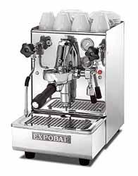 מכונת קפה מקצועית EXPOBAR OFFICE LEVA