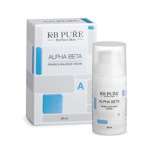 מחדש עור בעל עוצמה גבוהה המושתת על חומצות אלפא ובטא הידרוקסי