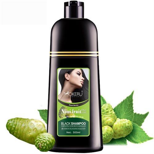 שמפו הקסם לצביעת השיער והשורשים ב5 דקות בלבד