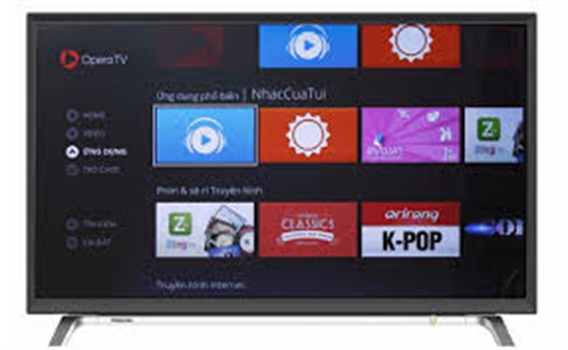 טלוויזיה טושיבה 43 אינץ' - Smart TV Full HD  Toshiba 43L5650