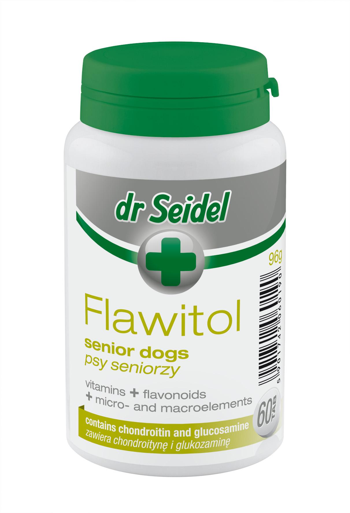 תוסף כונדרויטין וגלוקוזמין לכלבים 60 טבליות