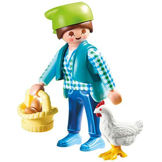 פליימוביל 70030 חקלאי playmobil