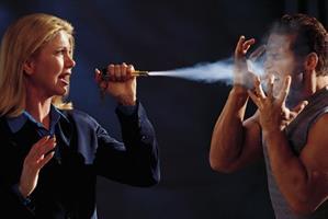גז פלפל - הגנה עצמית