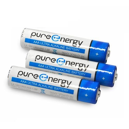 סוללות אלקליין ALKALINE AA PURE ENERGY מארז 10 יחידות