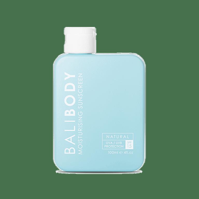 Bali Body - קרם הגנה טבעי SPF15