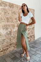 חצאית מעטפת מיקה