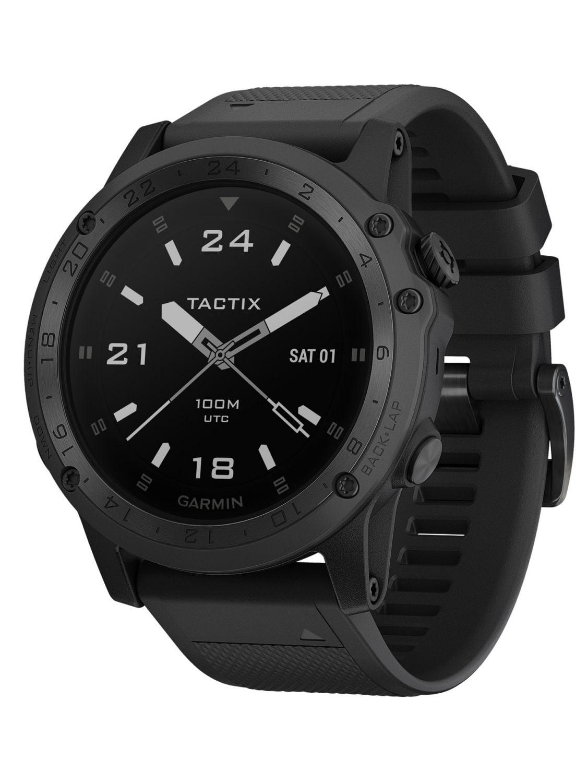 שעון דופק Garmin tactix Charlie