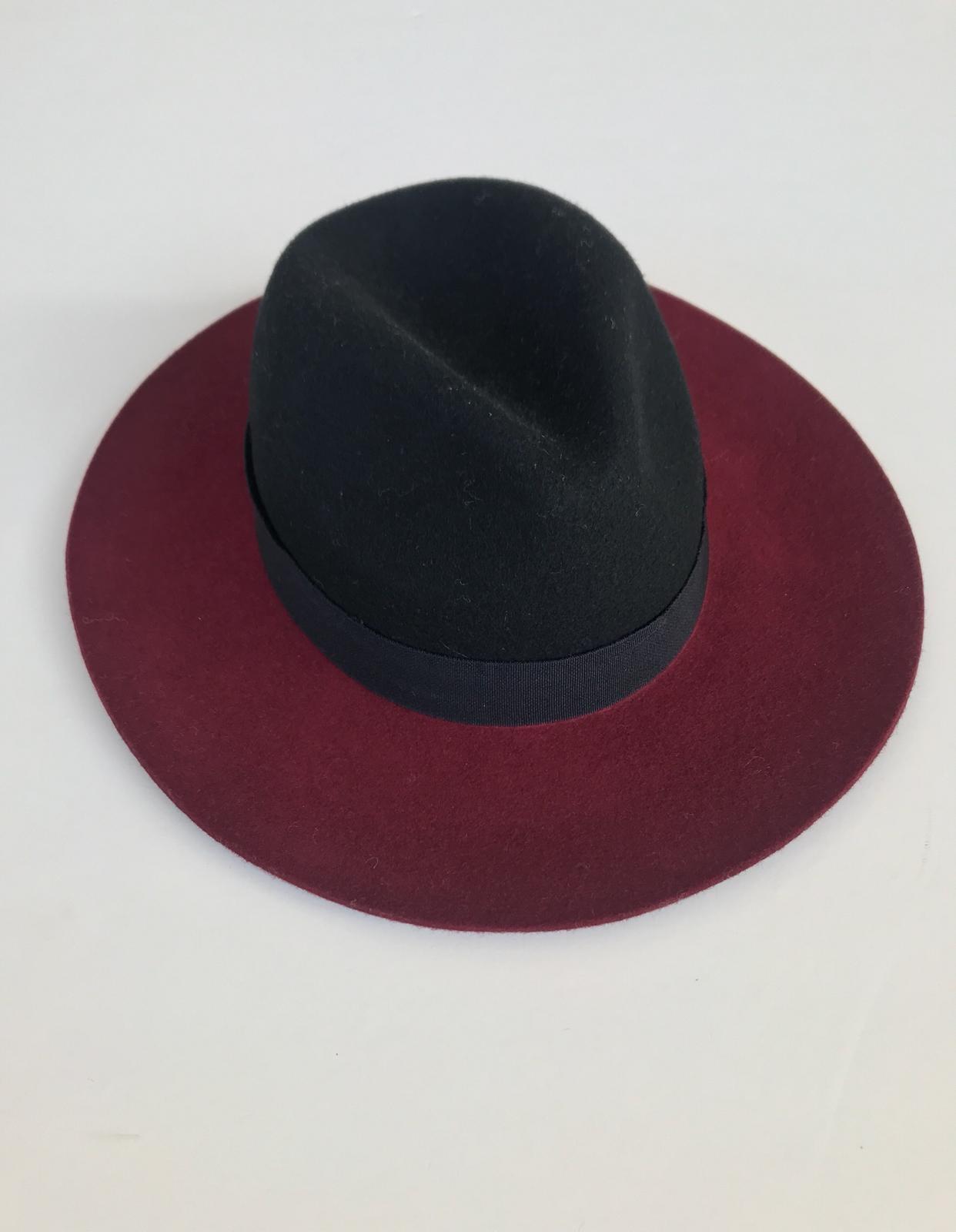 כובע טווין בורדו