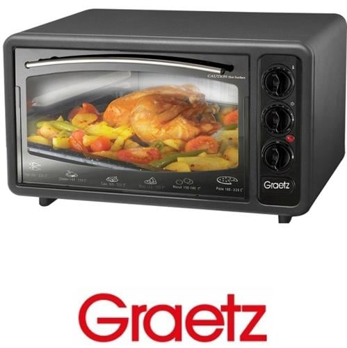 Graetz טוסטר אובן ענק 42 ליטר דגם: OT4242