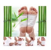 מדבקות במבוק למניעת ריחות וריענון כף הרגל