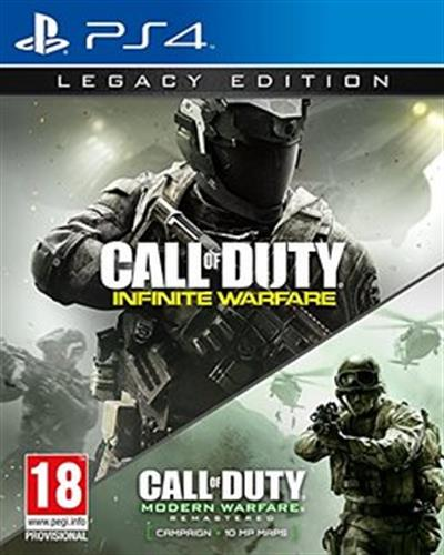 Call of Duty: Infinite Warfare Legacy Edition PS4