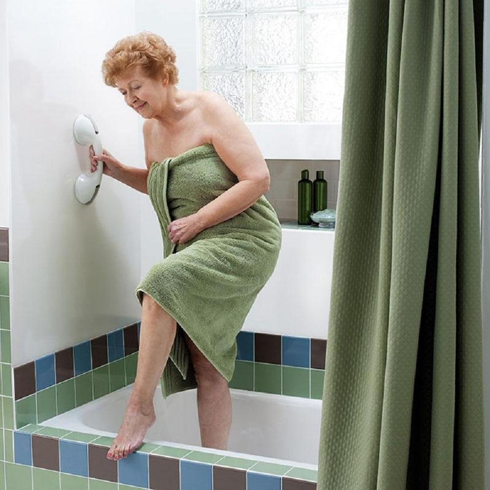 ידית אחיזה למניעת החלקות במקלחת