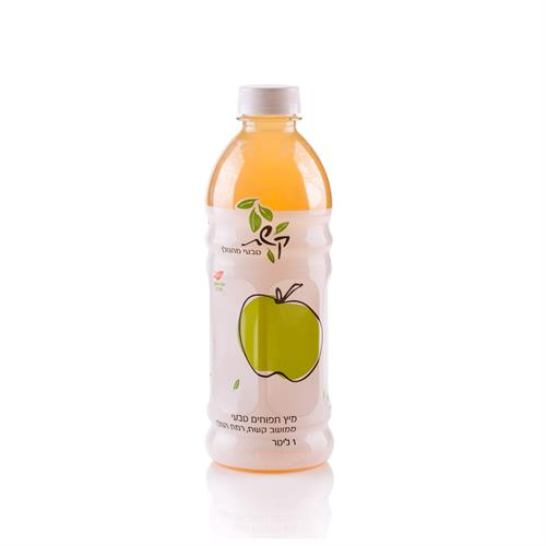 מיץ תפוחים 100% טבעי