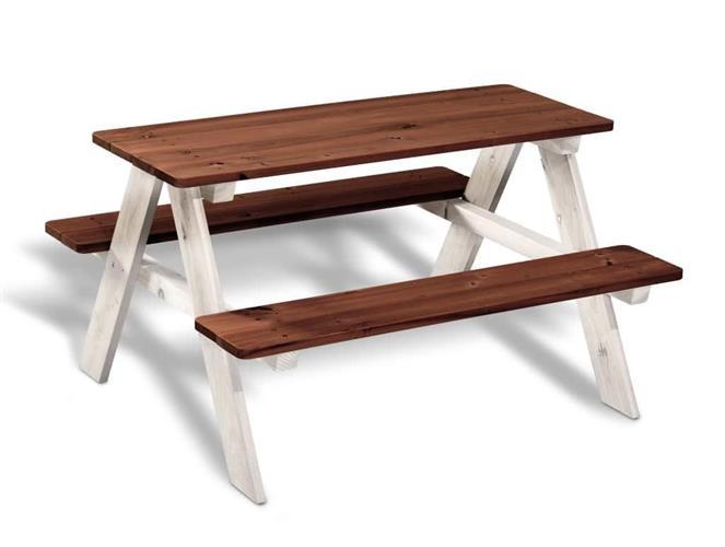 מיני שולחן גינה לילדים