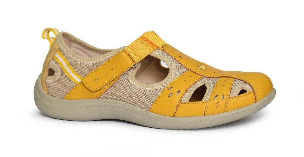נעל סגורה שטוחה לנשים דגם - LC17-25