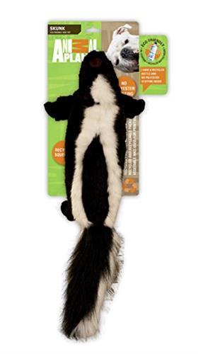 צעצוע לכלב בובות פרווה גדולה עם בקבוק מצפצף -בואש