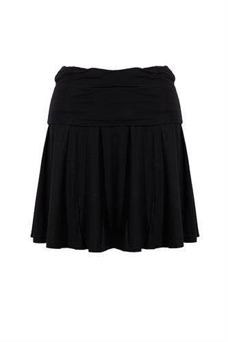 חצאית ויסקוזה בנות