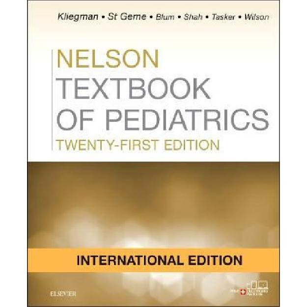 Nelson Textbook of Pediatrics, International Edition : 2-Volume Set