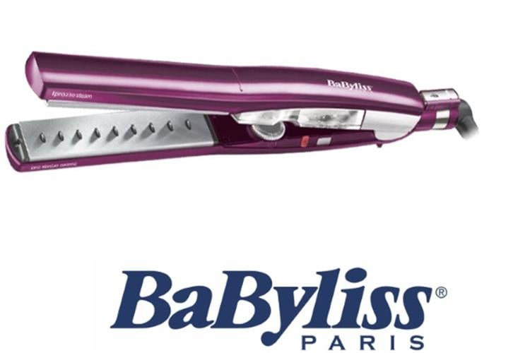 BaByliss מחליק שיער מקצועי דגם ST292E