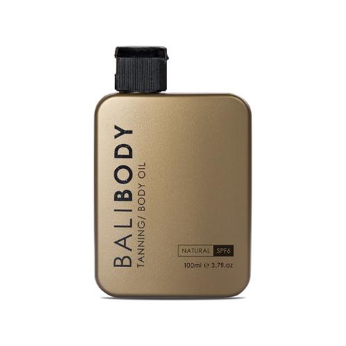 Bali Body - שמן שיזוף קוקוס SPF6