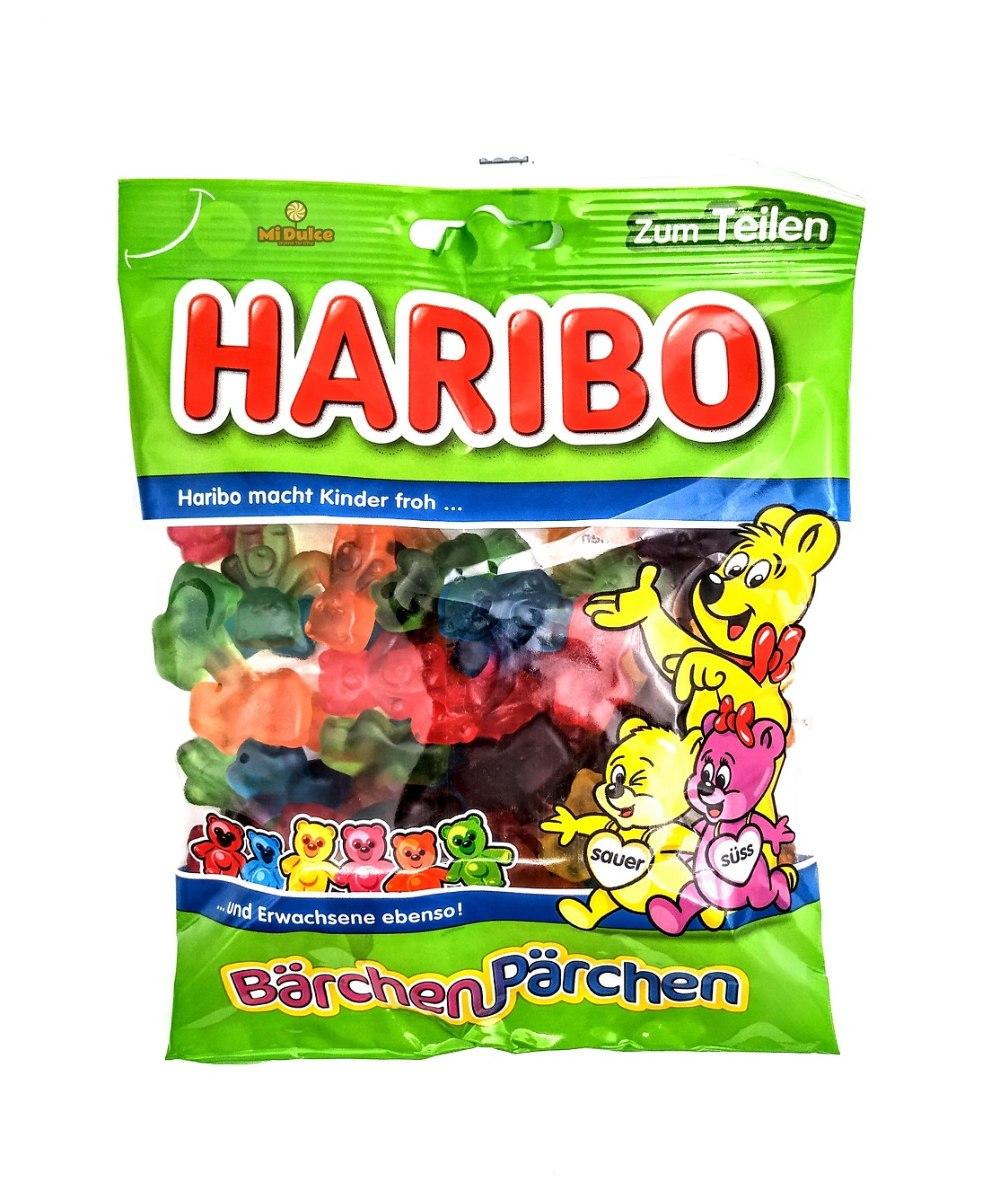 "Haribo דובונים חמוץ מתוק מהדורת ""יד ביד"""