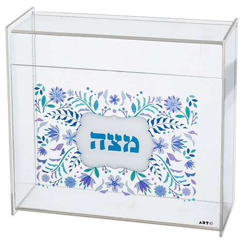 Plexiglass Clear Stand For Matzah